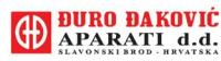 ĐURO ĐAKOVIĆ Aparati