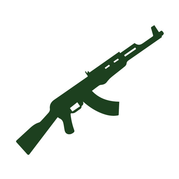 Sniper & assault riffles