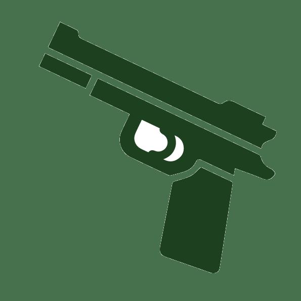 Pistols & revolvers